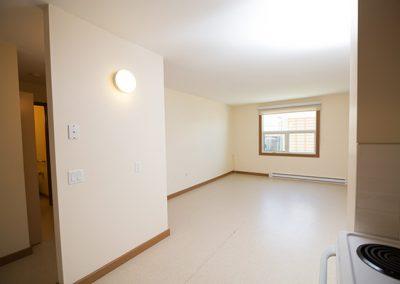 empty suite larger